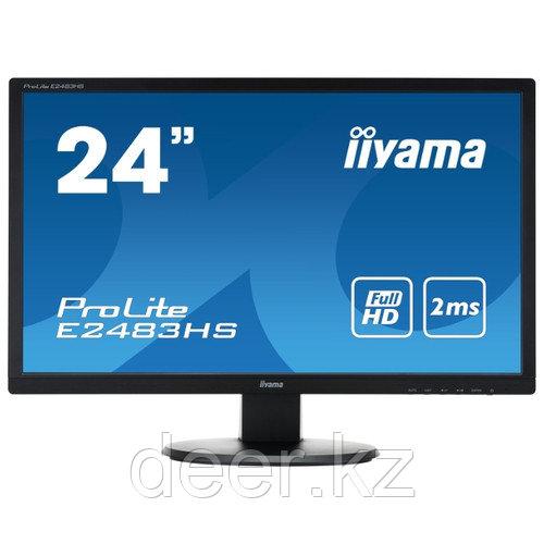 Монитор E2483HS-B3 Iiyama LCD 24'' 16:9 1920х1080 TN