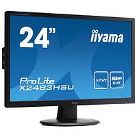 Монитор X2483HSU-B3 Iiyama LCD 23.8'' 16:9 1920х1080 MVA