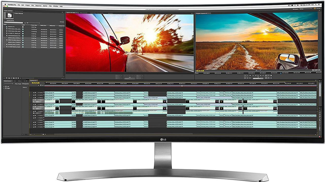 Монитор 34UC98-W LG LCD 34'' 21:9 3440x1440 IPS