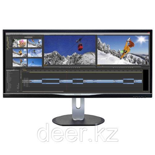 Монитор BDM3470UP/00 Philips LCD 34'' 21:9 3440x1440 IPS