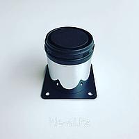 Ножка мебельная цилиндр хром 50*60 мм