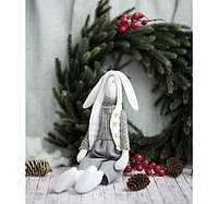 "Набор для шитья Куклы Тильды ""Домашний зайка Кэрот"",18.0х22.0х3,6 см, фото 1"
