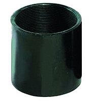 DKC Втулка соединительная М40, цвет чёрный, фото 1