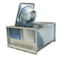Вентиляторы для прямоугольных каналов KT