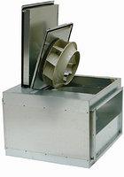 Шумоизолированные вентиляторы для прямоугольных каналов RSI