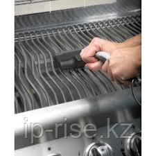 Щетка для очистки решеток гриля (нержавеющая сталь)