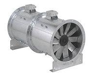 Осевые вентиляторы дымоудаления AXCF GARAGE