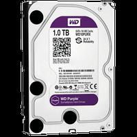 WD WD10PURX - Профессиональный жесткий диск для систем видеонаблюдения