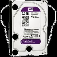 WD WD20PURX - Профессиональный жесткий диск для систем видеонаблюдения