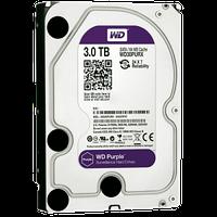 WD WD30PURX - Профессиональный жесткий диск для систем видеонаблюдения