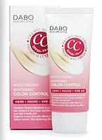 DABO Premium CC Cream SPF50+PA+++-СС крем для лица