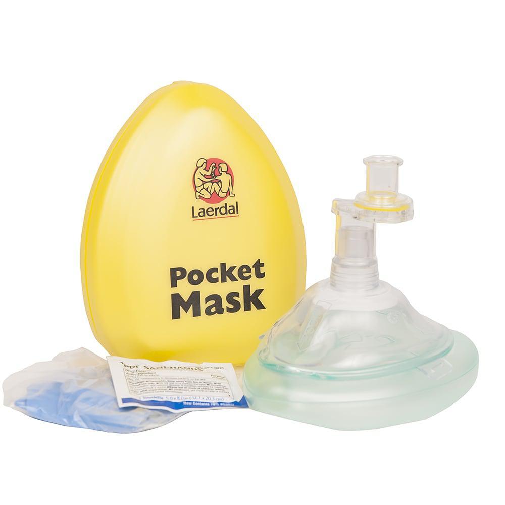 """Карманная маска для ИВЛ """"Рот-маска"""""""