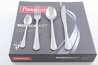 3180 FISSMAN Набор столовых приборов MONICA матированный 24 пр. (нерж. сталь)