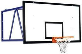Щит баскетбольный (Фанера)120Х80