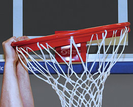 Кольцо баскетбольное (Комплект) для орг.стекла