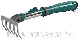 Грабельки ручные RACO, 5 зубцов, коннекторная система, 32см