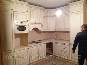 Кухни на заказ классика в Алматы, фото 2