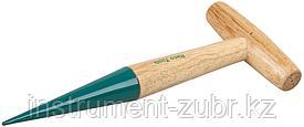 Посадочный конус RACO для семян, с Т-образной дерев. ручкой