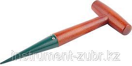 Конус GRINDA посадочный, из углеродистой стали с деревянной ручкой, 290 мм