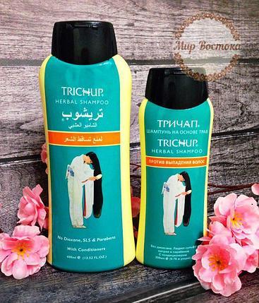 Тричап шампунь от выпадения волос Trichup (Тричуп 400мл), фото 2