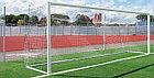 Ворота для футбола стационарные (разборные), фото 2
