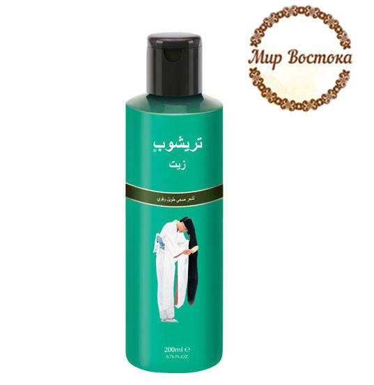 Масло Тричап для укрепления и роста волос Trichup Oil (Тричуп 200 мл)