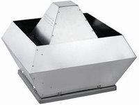 Высокотемпературные шумоизолированные крышные вентиляторы DVNI