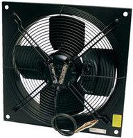 Взрывозащищенные осевые вентиляторы низкого давления