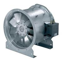 Взрывозащищенные осевые вентиляторы среднего давления AXC EX