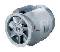 Взрывозащищенные осевые вентиляторы среднего давления AXCBF- EX