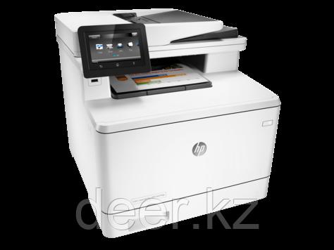 МФУ HP CF378A Color LaserJet Pro MFP M477fdn A4
