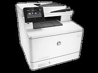Многофункциональное устройство HP M5H23A HP Color LaserJet Pro MFP M377dw (A4)