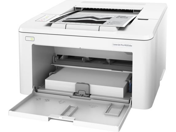 Лазерный принтер HP G3Q46A HP LaserJet Pro M203dn (A4)