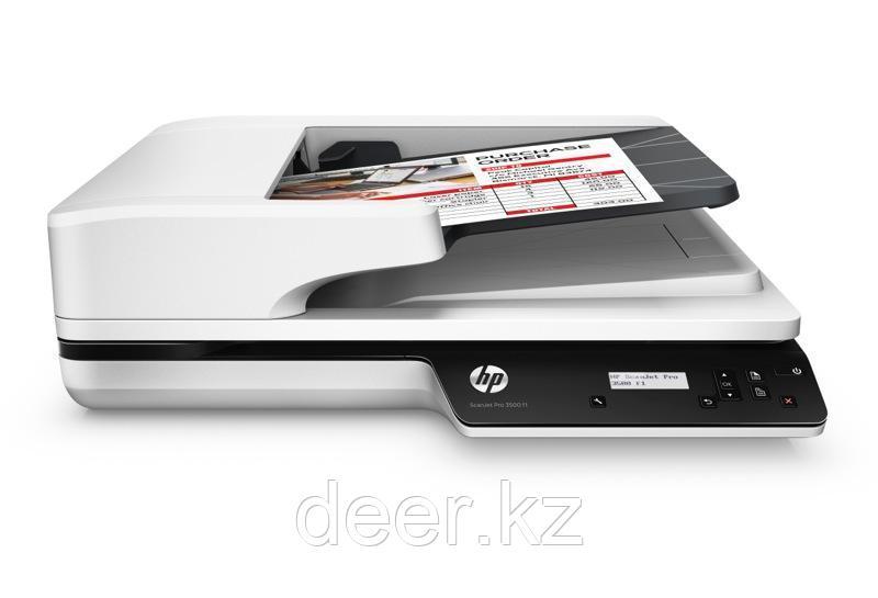 Планшетный сканер HP L2747A HP ScanJet Pro 2500 (A4)
