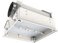 Неизолированная вентиляционная камера для прямоугольных воздуховодов CFCPB, фото 1