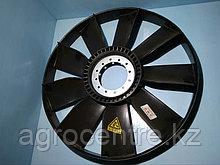 Крыльчатка вентилятора радиатора HOWO 9 лопастей D=640 9Y640DQ WD615 (S01210)