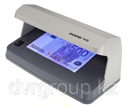 Детектор банкнот DORS 115, ультрафиолетовый, фото 2