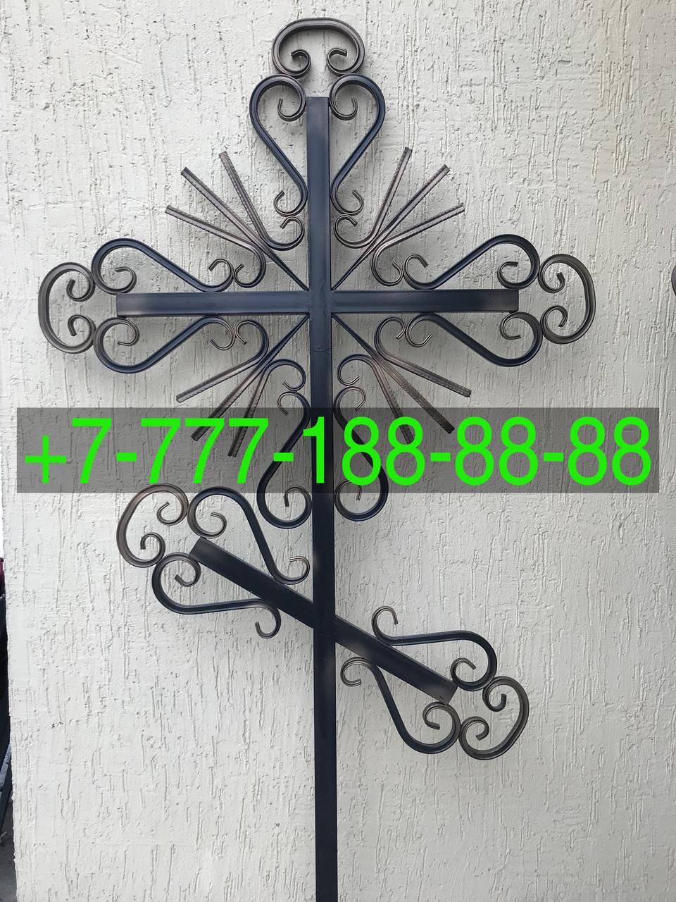 Кресты на могилу №7