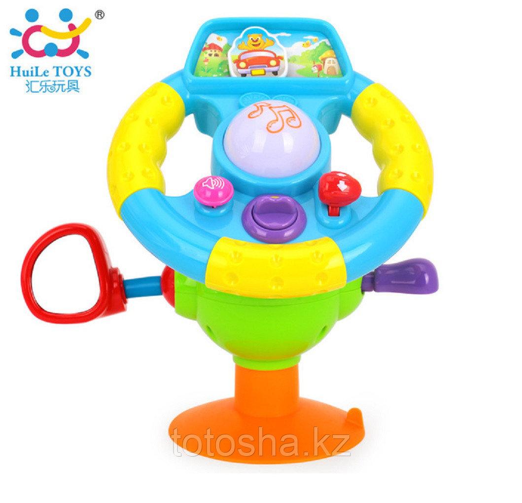 Huile Toys Счастливый мини-руль