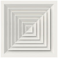 Диффузор потолочный Kvadra, фото 1