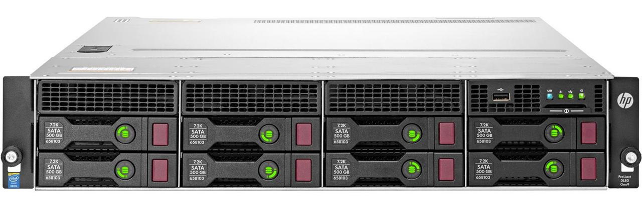 Стоечный сервер HP 833869-B21