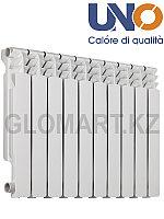 Радиатор алюминиевый Uno Logano 500/100 (Уно)