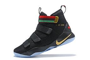 Баскетбольные кроссовки Nike Lebron James XI (11) Zoom Soldier