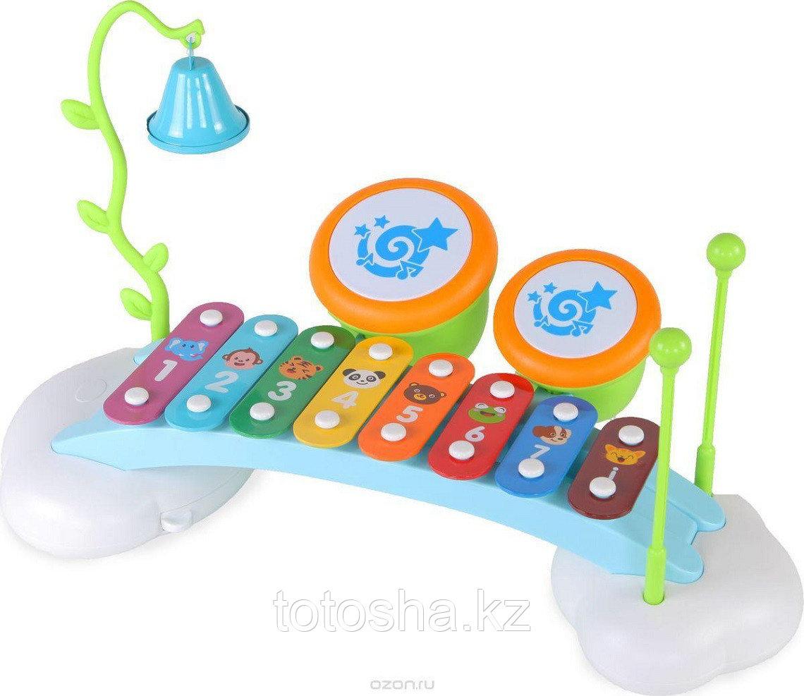 Huile Toys Музыкальный набор Радуга