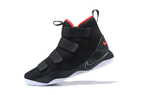 """Баскетбольные кроссовки Nike Lebron James XI (11) Zoom Soldier """"Blue"""""""