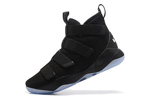Баскетбольные кроссовки Nike Lebron James XI (11) Zoom Soldier , фото 2