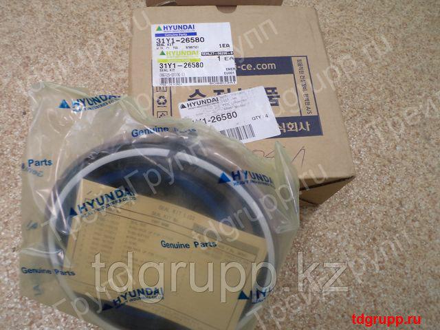 31Y1-26580 ремкомплект гидроцилиндра стрелы Hyundai R500LC-7