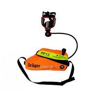 Спасательный дыхательный аппарат с постоянным расходом воздуха Dräger Saver CF