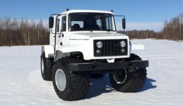 Снегоболотоход «Вея» ЗВМ-39083 4х4