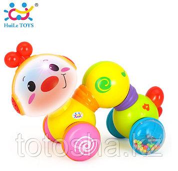 Huile Toys Ползающий червячок